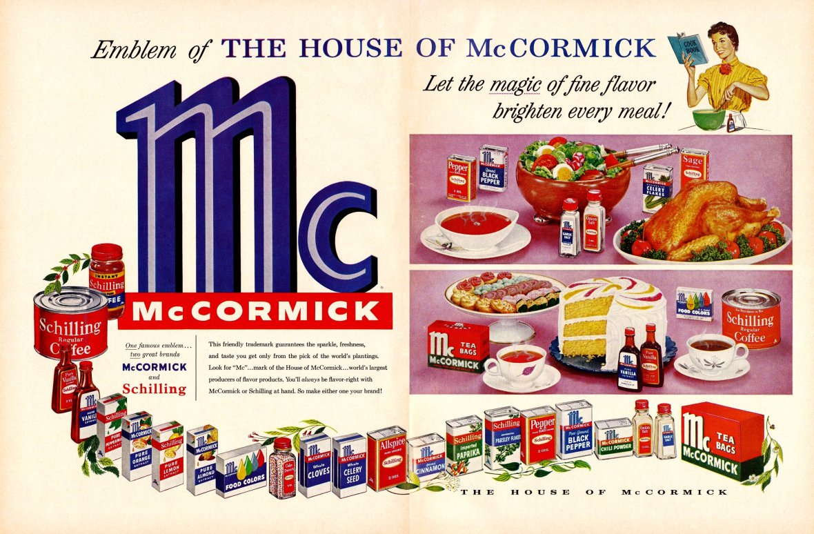 McCormick - published in Life - February 7, 1955