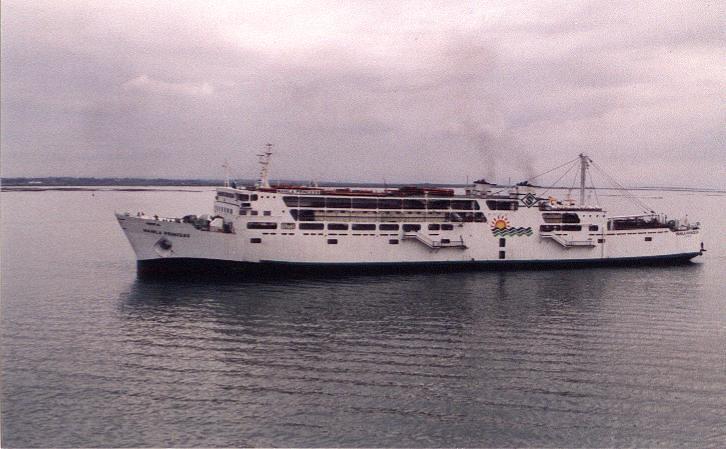 Manila Princess Photograph Of MV Manila Princess Given