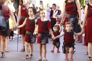 25/07/10: Entrada infantil moros i cristians
