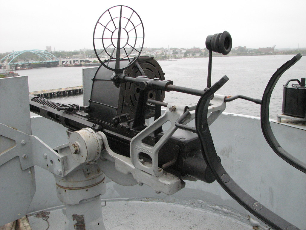 Gun Machine Cannon 20mm