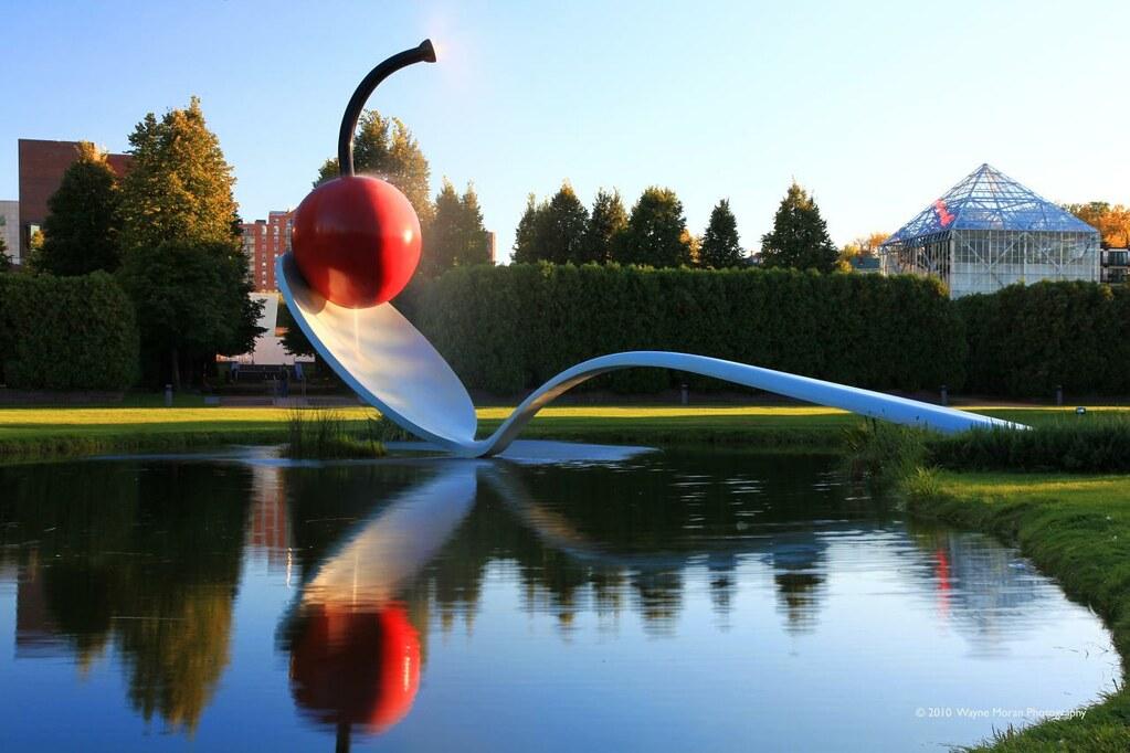 Walker Art Center Sculpture Garden