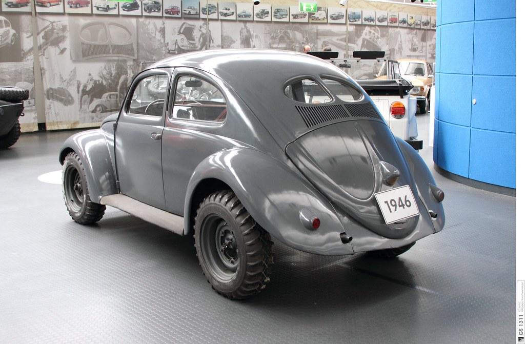 1946 Volkswagen Kommandeurwagen Typ 877 Kfer 02 Flickr
