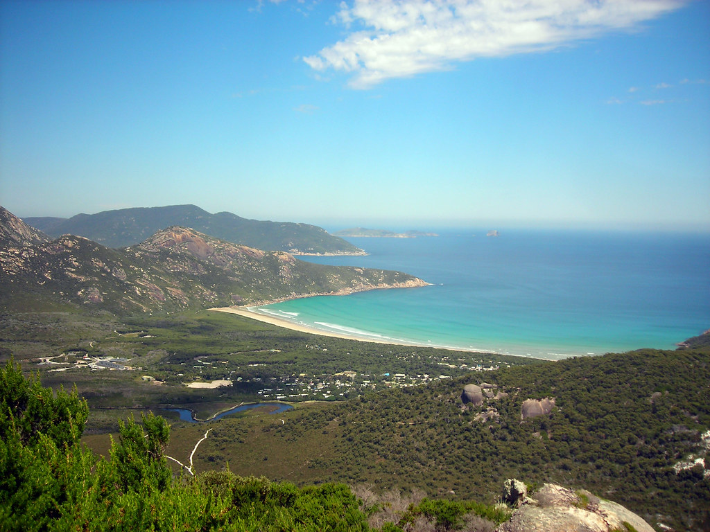 National Parks in Australia: Wilsons Promontory National Park