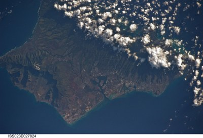 Oahu, Hawaii (NASA, International Space Station Science, 0 ...