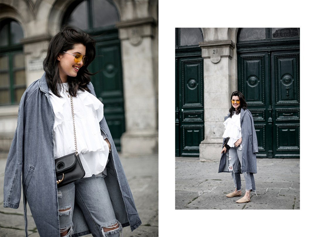 trench-denim-ripped-jeans-ruffle-blouse-zara-streetstyle15
