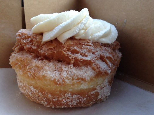 100 Layer Doughnut, Five Daughters Bakery, East Nashville TN
