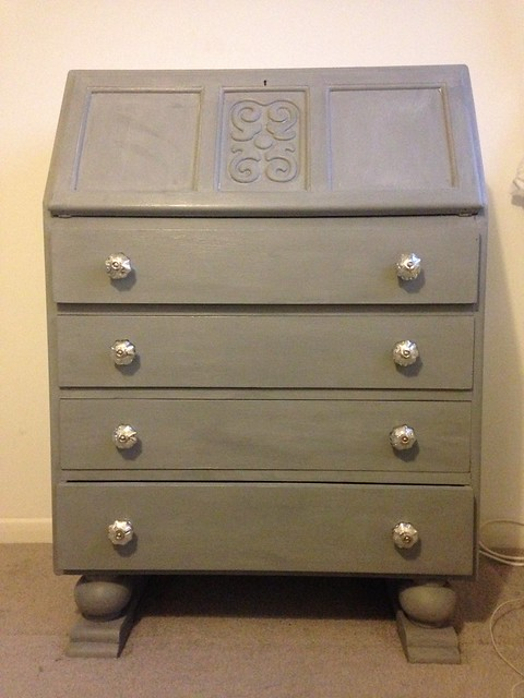 Upcycling with Chalk Paint