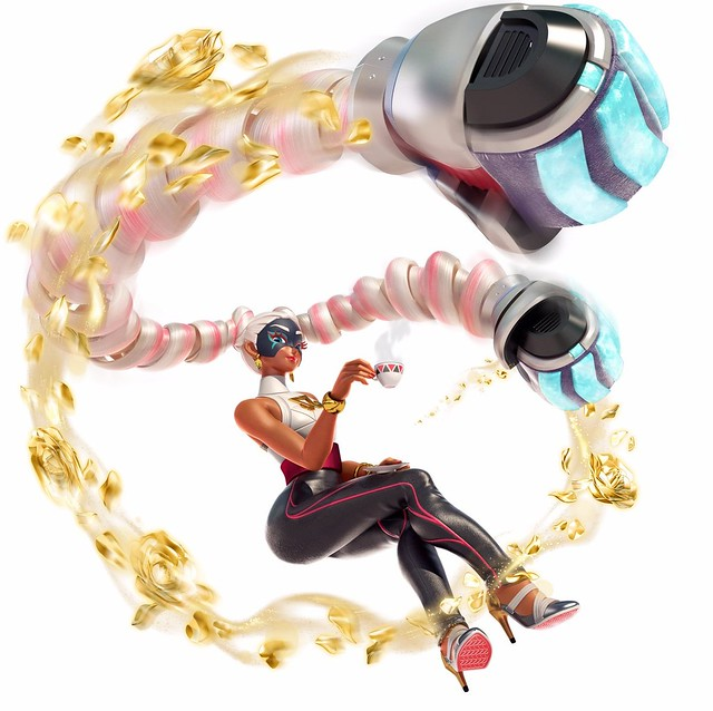ARMS - Twintelle