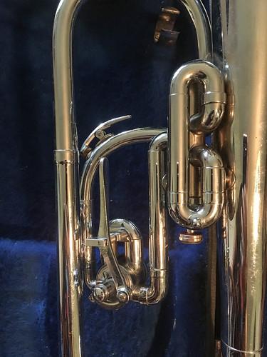French Horn Valve Bugle-001