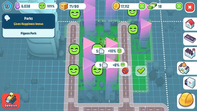 tips bermain city Mania ala makantidurgadget.com