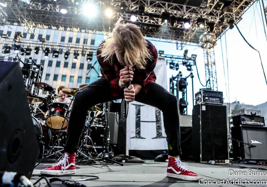 Dane Burns - We Gave It Hell @ Las Rageous @ Las Vegas - April 21st 2017