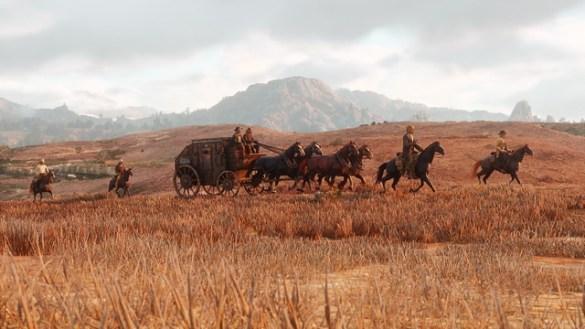 Red Dead Redemption 2 – Caravan