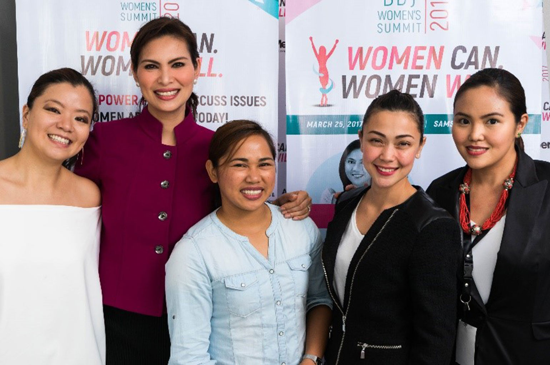 3 BDJ Women's Summit