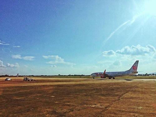 Chiang Mai International Airport Thailand