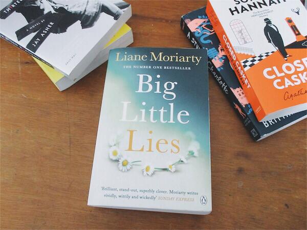 Big Little Lies by Liane Moriarty | Hola Darla