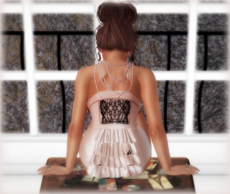 Elegance is good taste plus a dash of daring