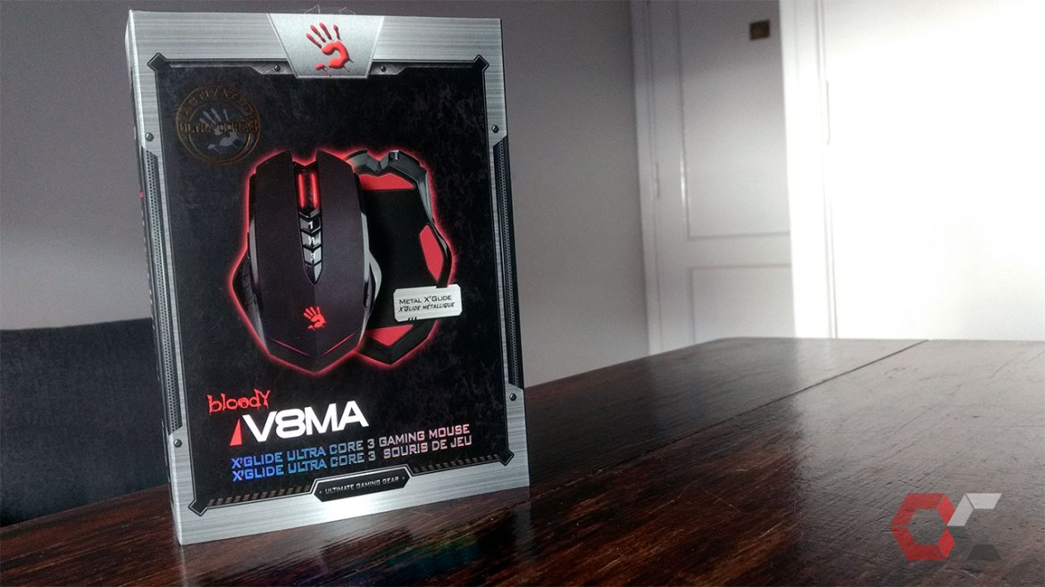 Bloody-Gaming-Mouse-V8MA-OverCluster-Caja