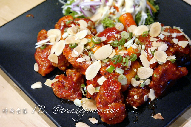 Korean Honey Chicken  (2)