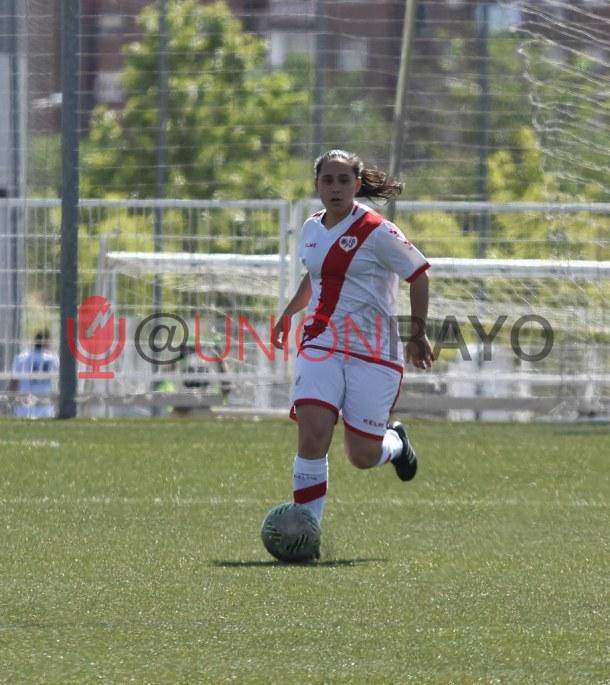 Femenino B 0-2 At. Madrid B