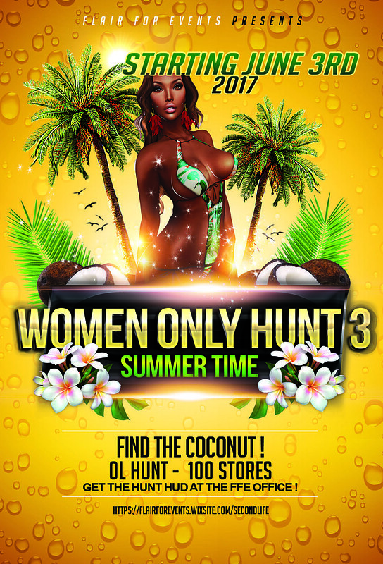 Womens Only Hunt