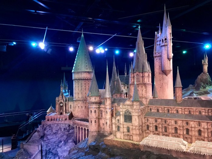 Warner Bros Studio London Harry Potter Hogwarts Castle