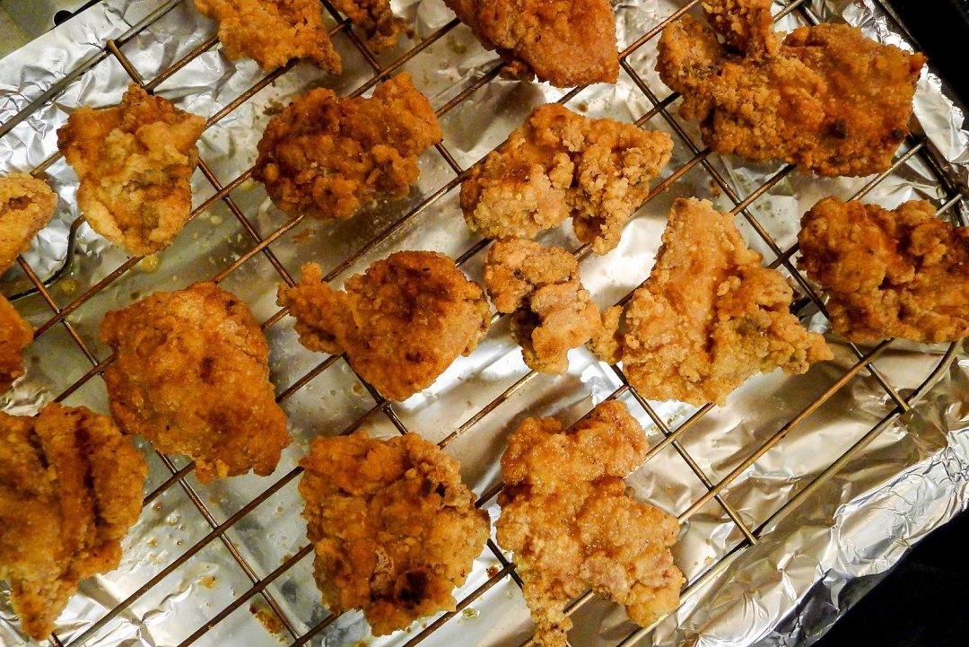 Fried Chicken Karaage Recipe