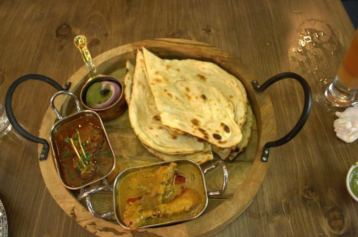 hungrynomads cafe indian delight kirti nagar