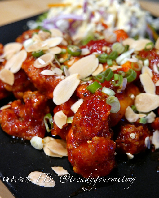 Korean Honey Chicken  (1)