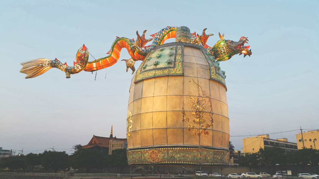daegu // buddha's birthday lantern festival