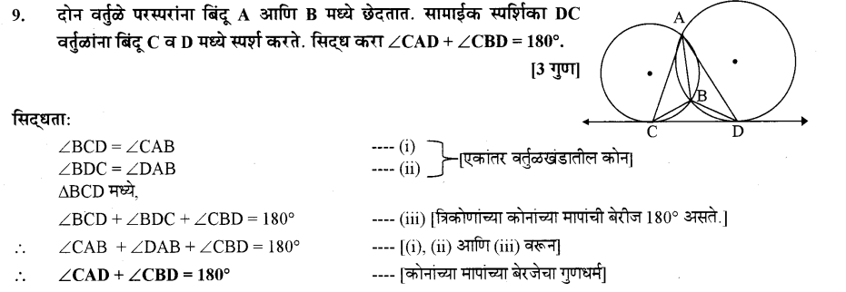 maharastra-board-class-10-solutions-for-geometry-Circles-ex-2-4-18