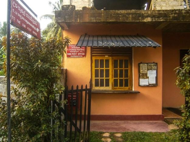 Weligama Post Office