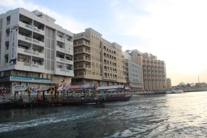 Cómo moverse por Dubai