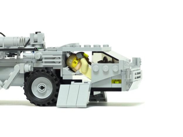 レゴ ウォーマスタング多目的対戦車ミサイルシステム(LEGO War Mustang Multipurpose Anti Tank Missile System)3
