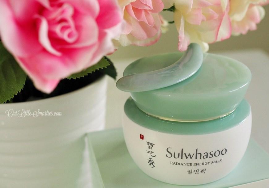 Sulwhasoo Radiance Energy Mask