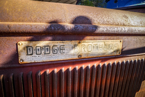 Robert Perry's Dodge Truck-004
