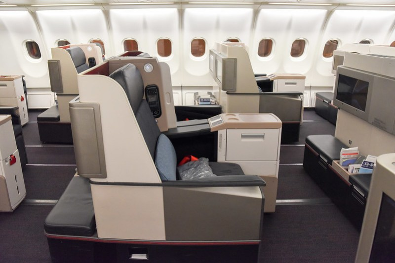 flight review turkish airlines airbus a330 300 business. Black Bedroom Furniture Sets. Home Design Ideas