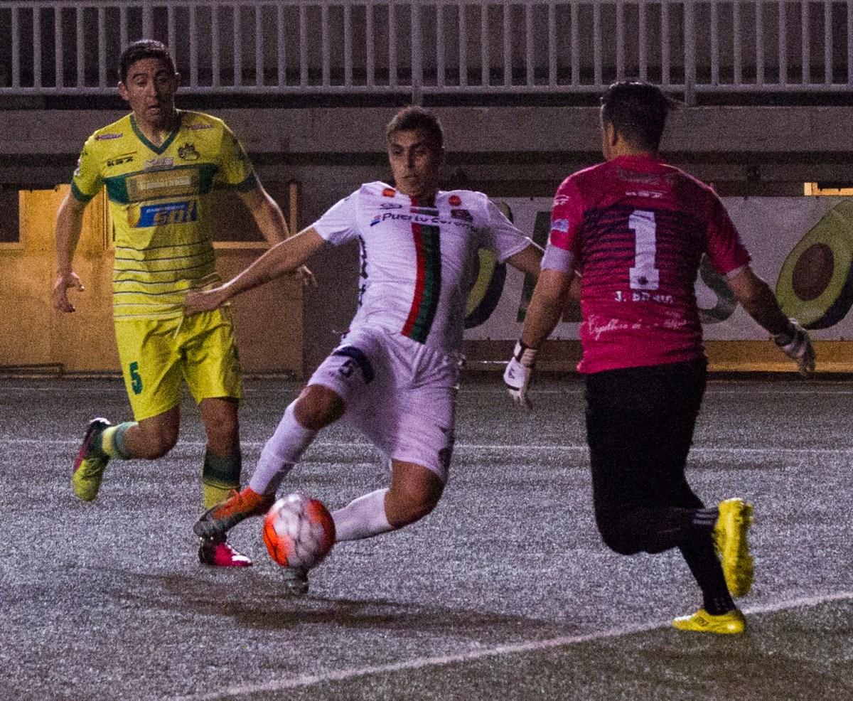 Deportes Pintana 1-2 Lota Schwager