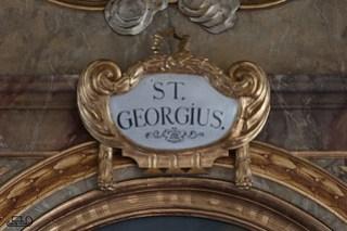 St. Georgius - Patron des Georgirittes