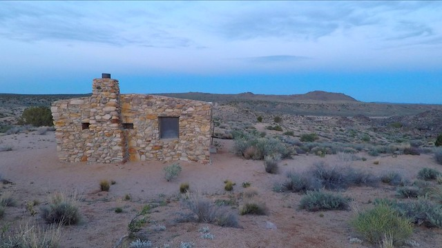Rock House, Mojave Road
