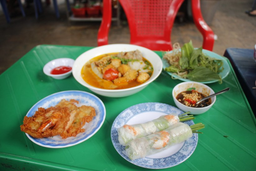 restauranter i Ho Chi Minh City