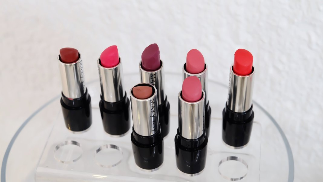 newest mary kay semi-matte gel lipsticks
