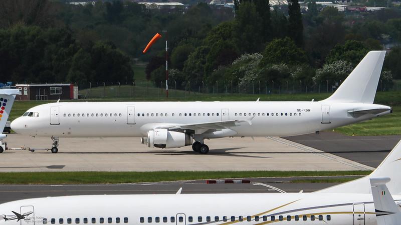 SE-RDO A321 NOVAIR