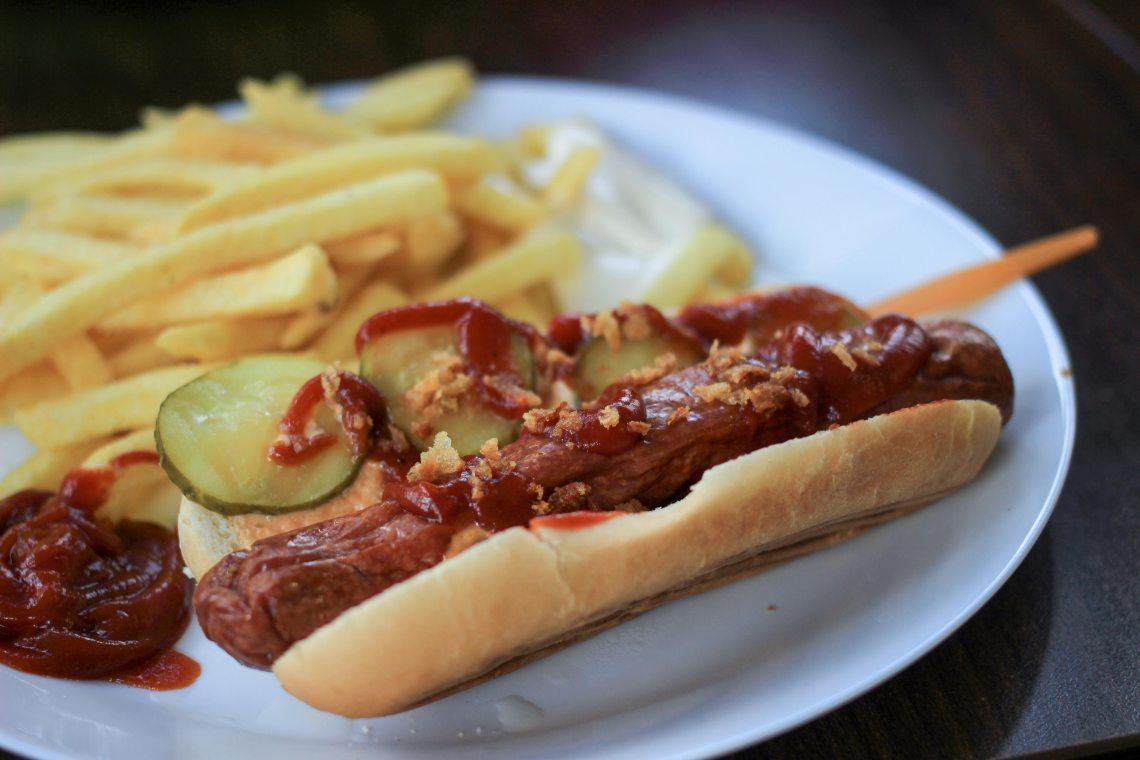 Nourriture Berlinoise