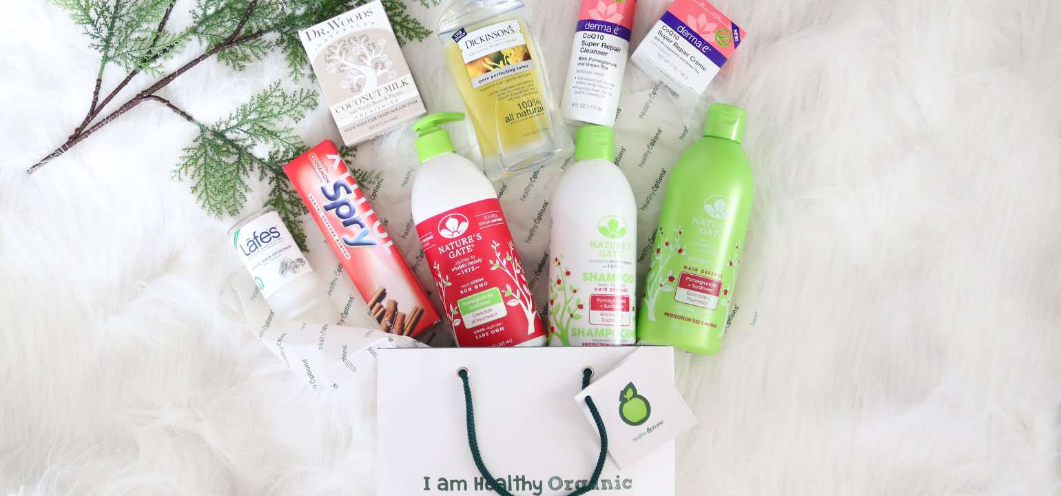 8 Healthy Options Products Review - Gen-zel.com - She Sings Beauty