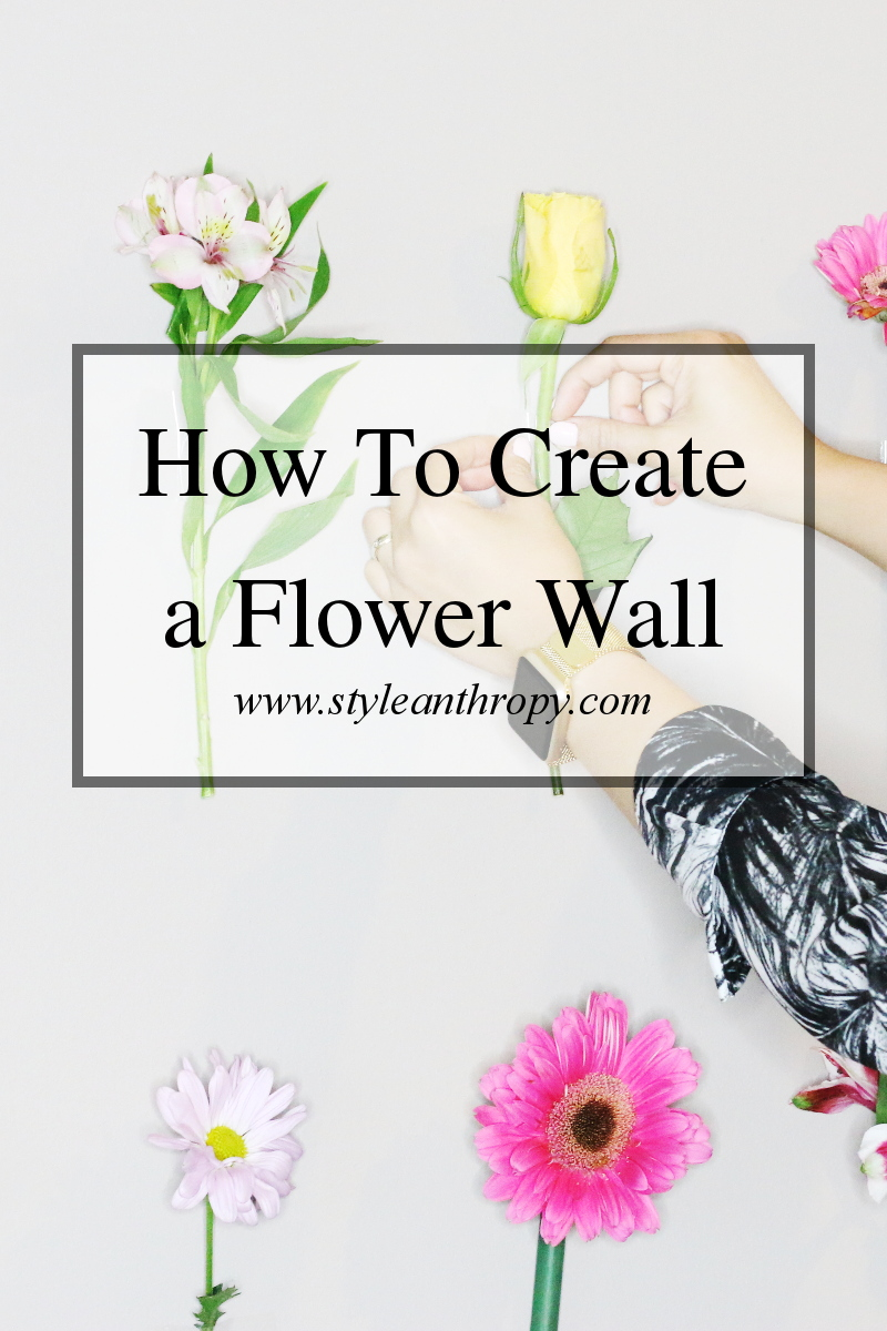 How-to-create-a-flower-wall