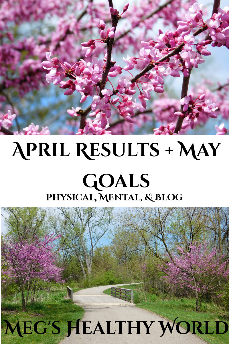 May Goals Cover