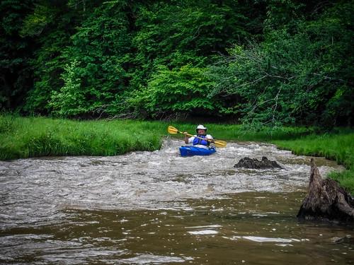 Surprise Rapid on Long Cane Creek-005