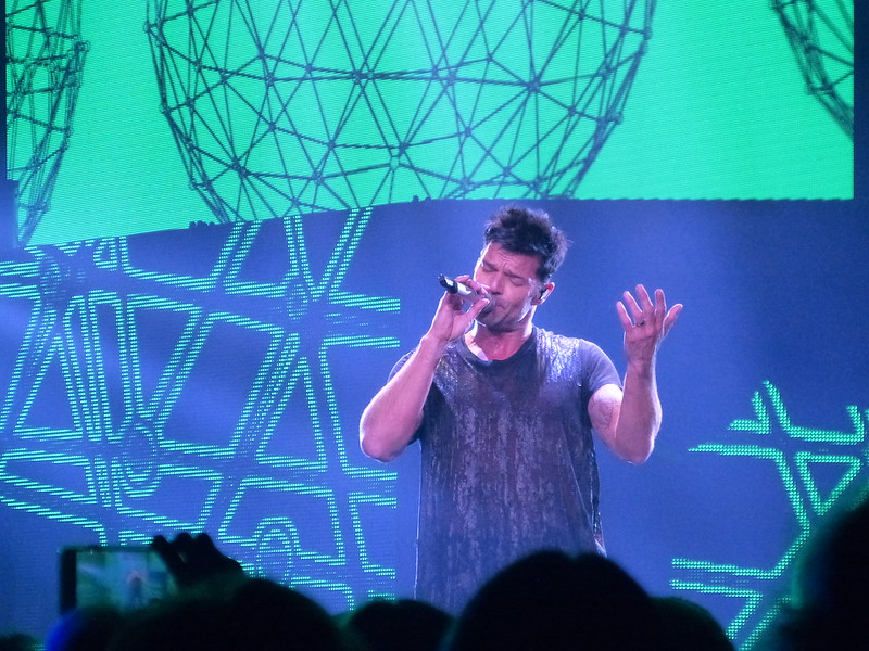 Ricky Martin National Harbor 5/6/2017