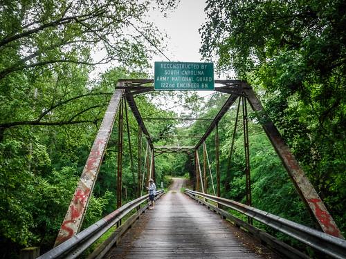 Patterson Steel Truss Bridge on Long Cane Creek-005