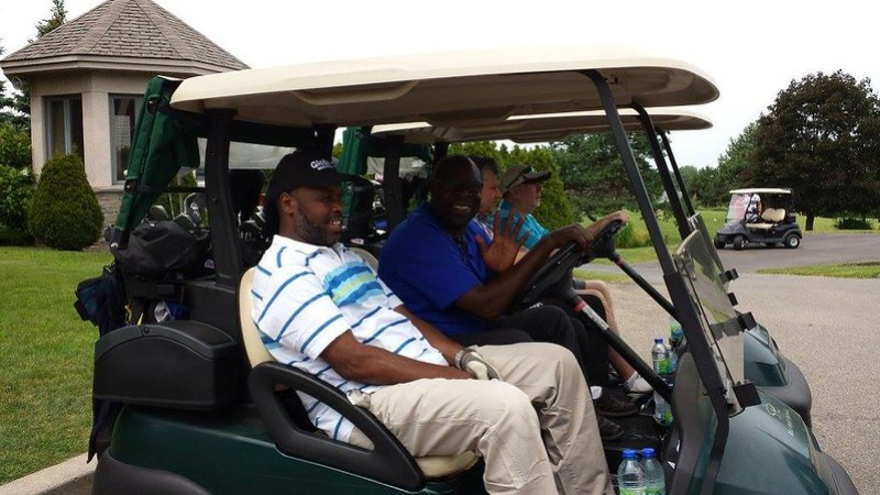 21st Annual Jackie Robinson Golf Tournament - 2015